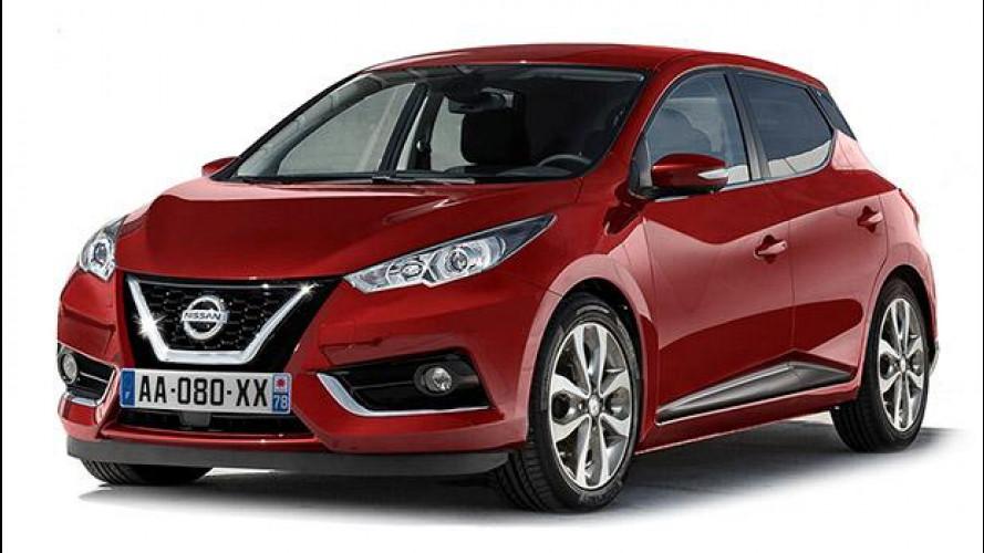 Nissan Micra, quella nuova sarà