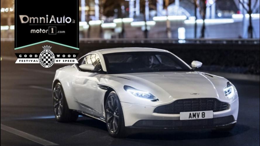DB11, la prima Aston Martin con il V8 Mercedes-AMG