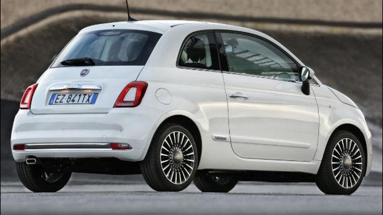 [Copertina] - Fiat 500, il restyling è ancora in promozione