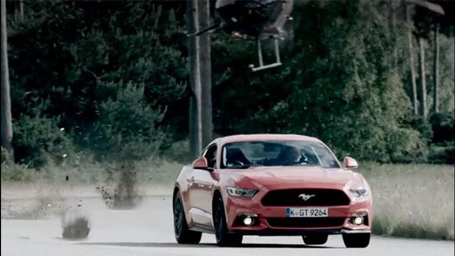 Ford Mustang, per The Stig è l'auto migliore da usare in un film