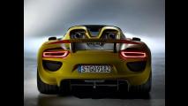 Porsche 918 Spyder 2014, arriva il