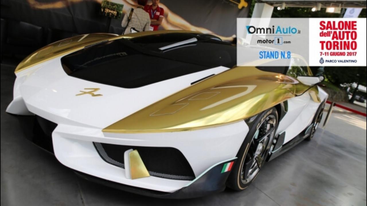 [Copertina] - Frangivento Charlotte Gold Edition, l'auto con l'acquario