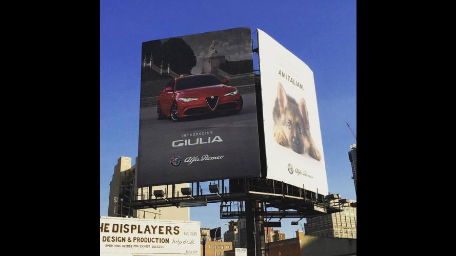 Alfa Romeo, pubblicità