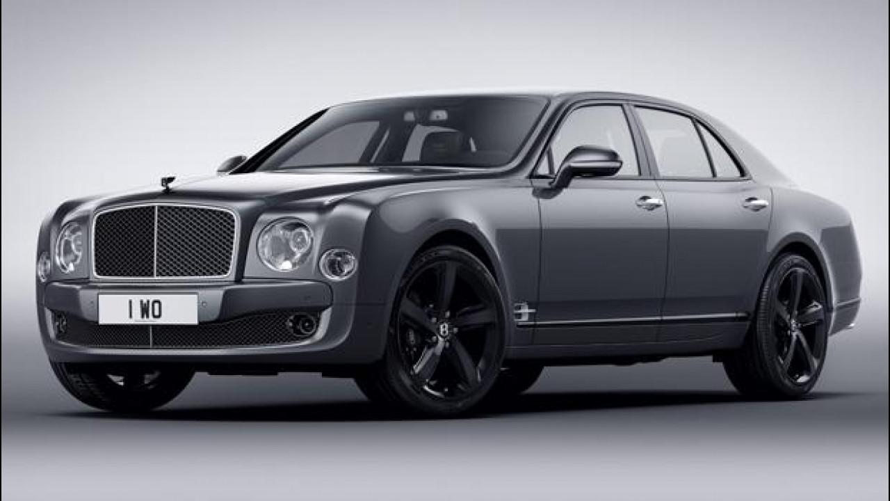 [Copertina] - Bentley Mulsanne Speed Beluga Edition, cose da nababbi