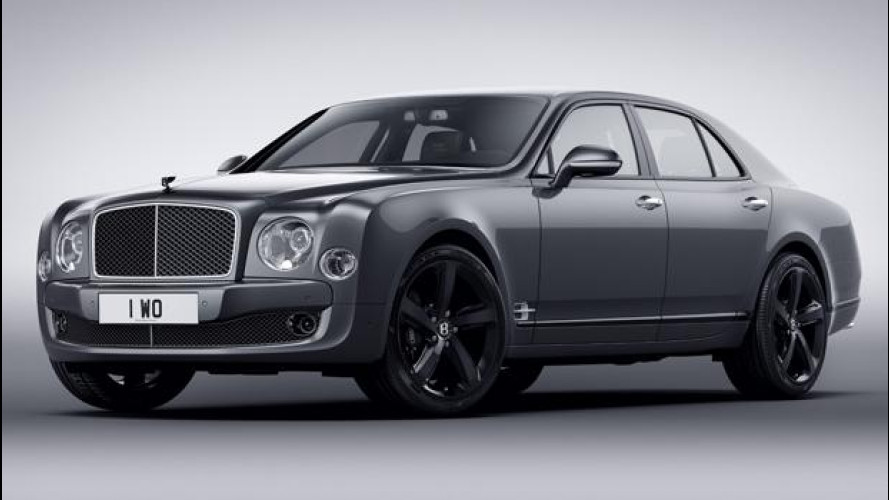 Bentley Mulsanne Speed Beluga Edition, cose da nababbi