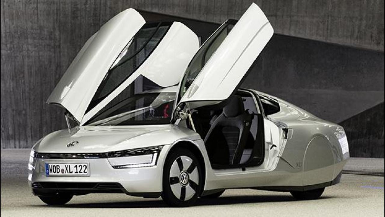 [Copertina] - Volkswagen XL1, cosa significa guidare una supercar