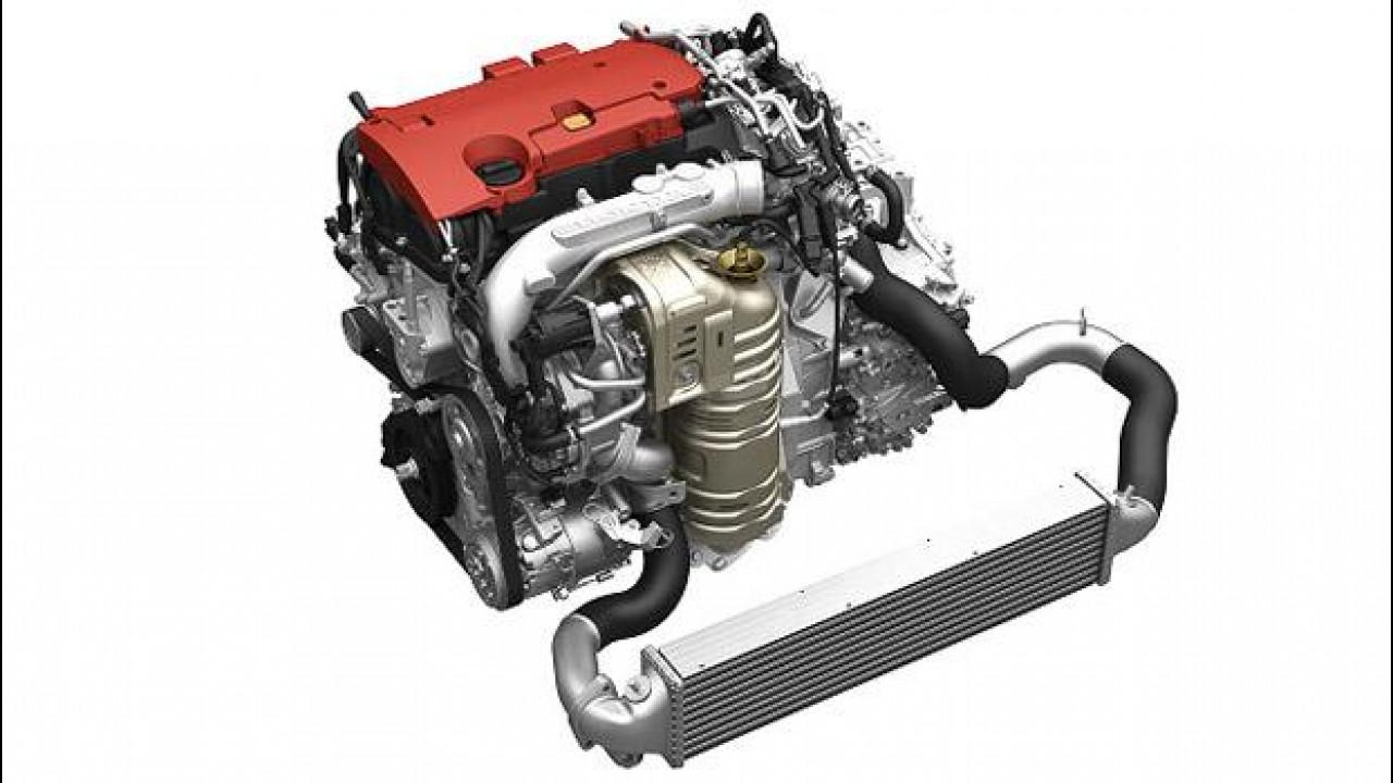 [Copertina] - Honda, nuovi motori VTEC Turbo