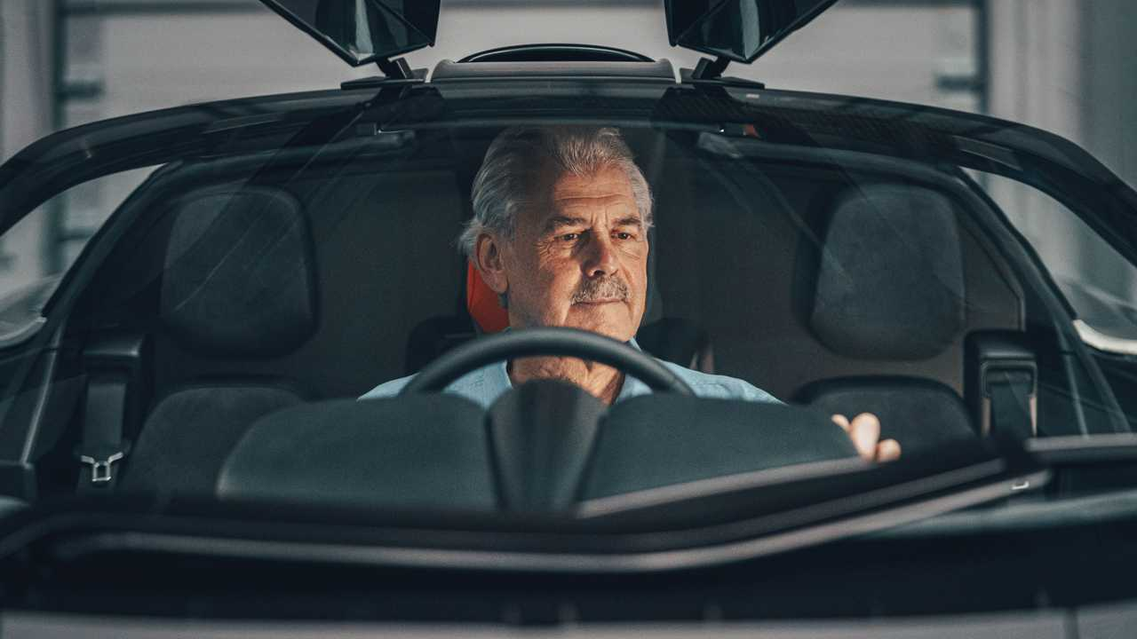 Gordon Murray Wants To License His EV Platform, Not To Build It