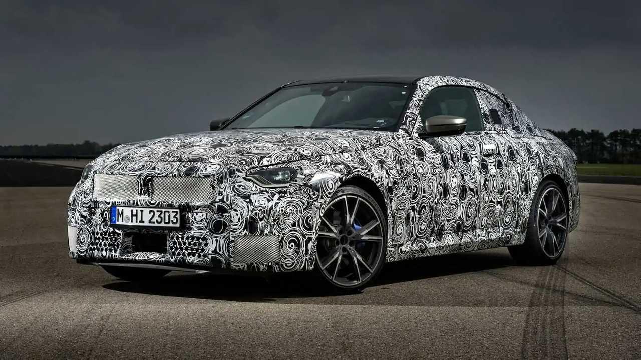 BMW Seri 2 2022 akan diperkenalkan di Festival Godwood.