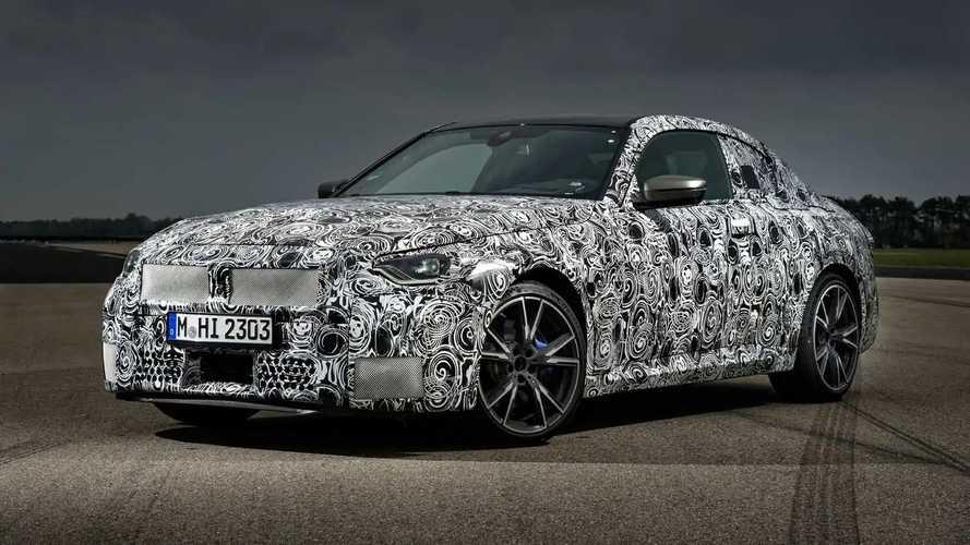 Novo BMW Série 2 será apresentado dia 8 de julho