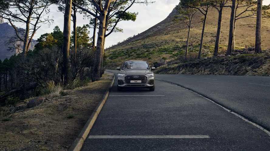 Обновленный Audi Q5 для России (2021)