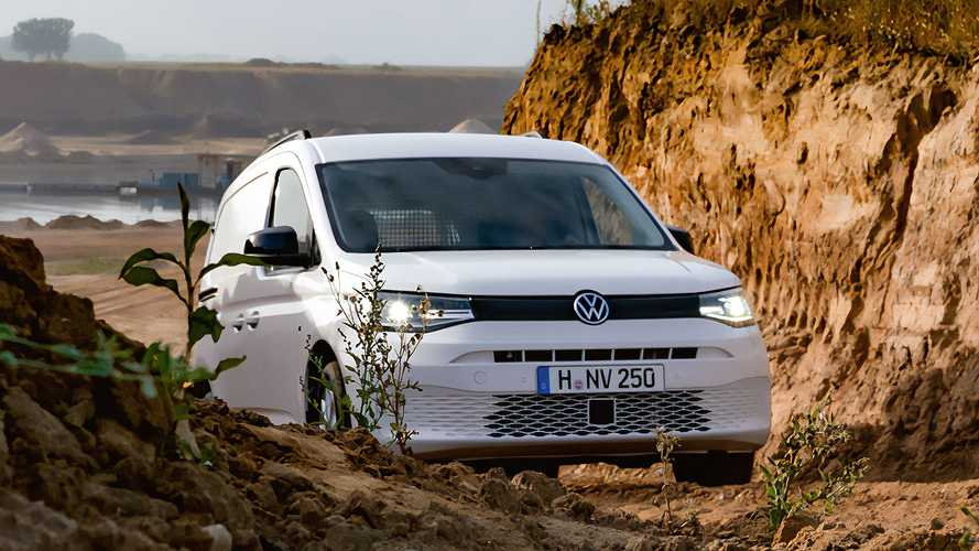 VW Caddy 4Motion (2021)