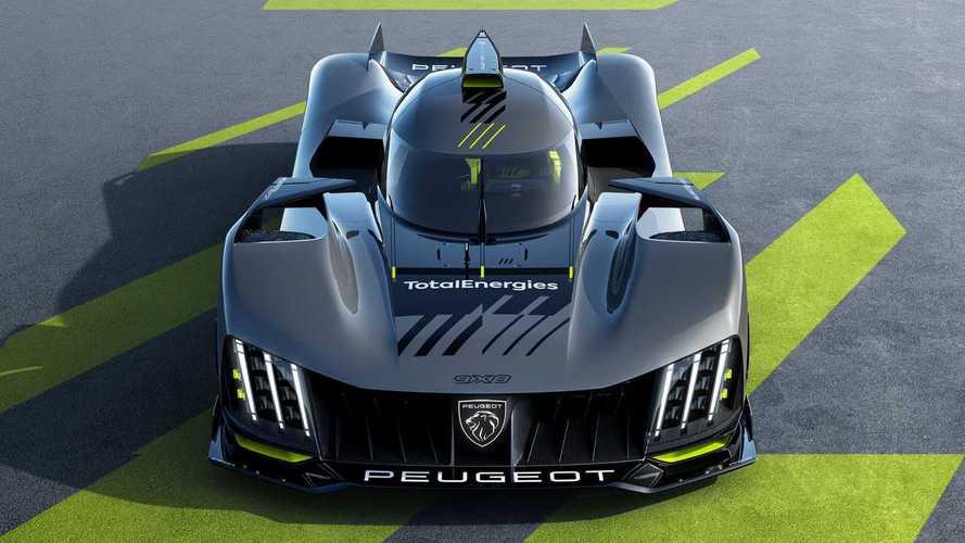 Peugeot révèle son hypercar pour Le Mans !