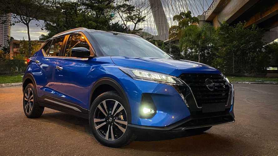 Novo Nissan Kicks é oferecido com revisões grátis por 3 anos
