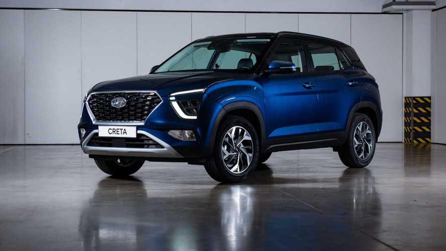 Hyundai объявила цены российской Creta