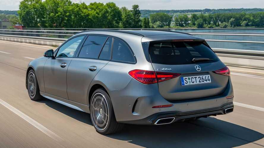 Mercedes-Benz Clase C Estate 2021, prueba