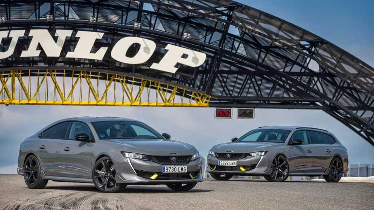 Probamos el nuevo Peugeot 508 PSE 2021