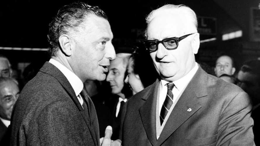 "Exposition ""Gianni Agnelli et Ferrari"""