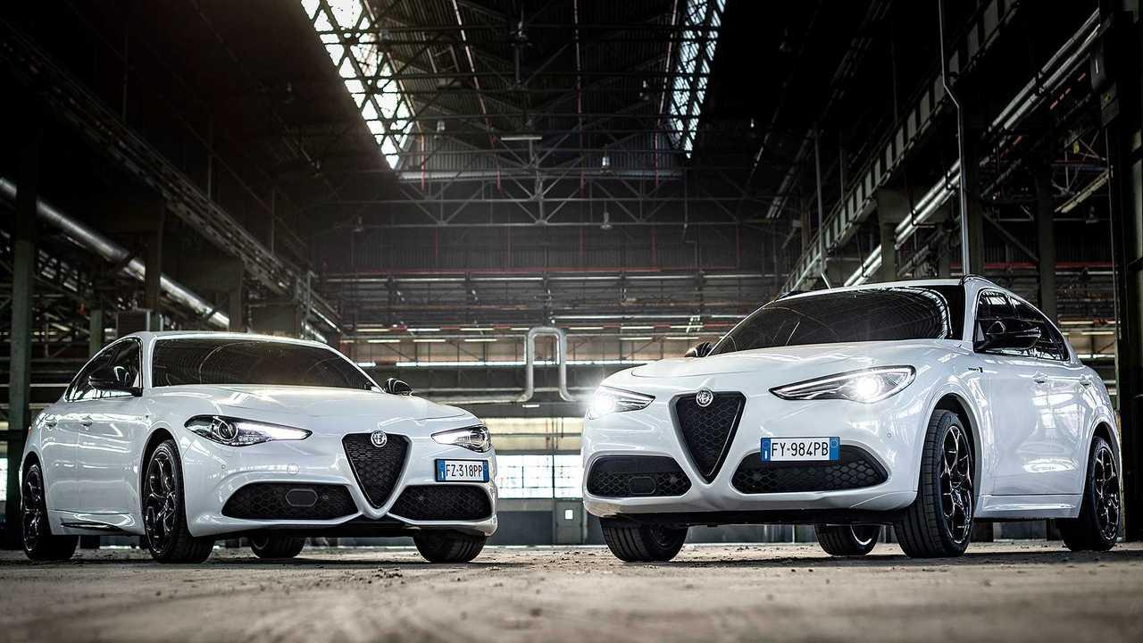 Alfa Romeo Giulia dan Stelvio