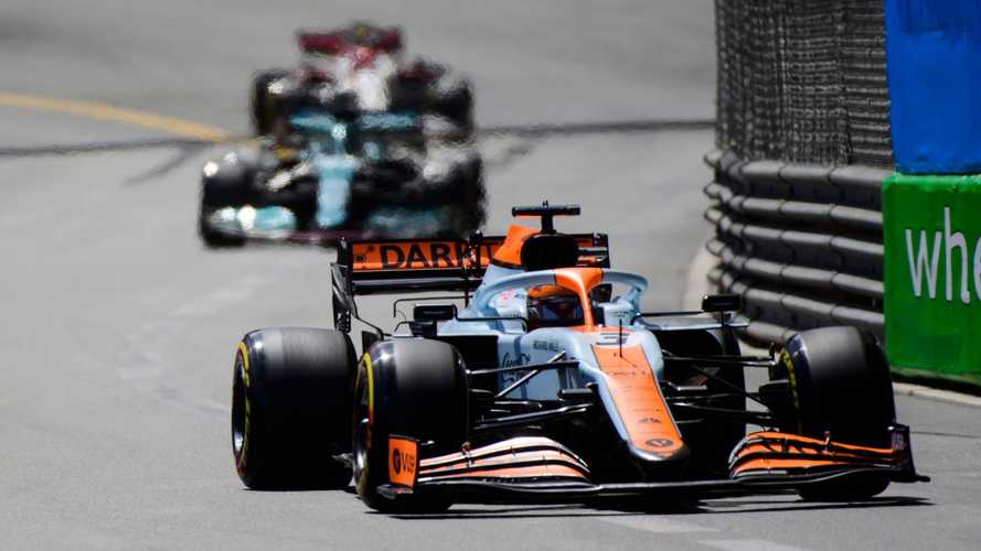 McLaren Gulf Oil Formula 1 livery remains a one-off for now