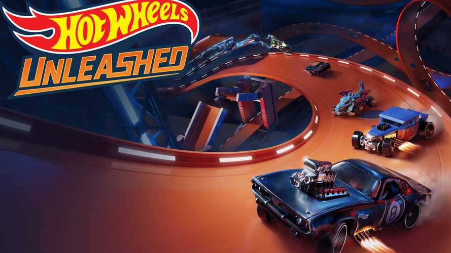 Hot Wheels Unleashed Will Let You Drive Digital Die-Cast Toy Cars Soon