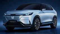 Honda SUV e:prototype und Breeze PHEV auf der Shanghai Auto Show