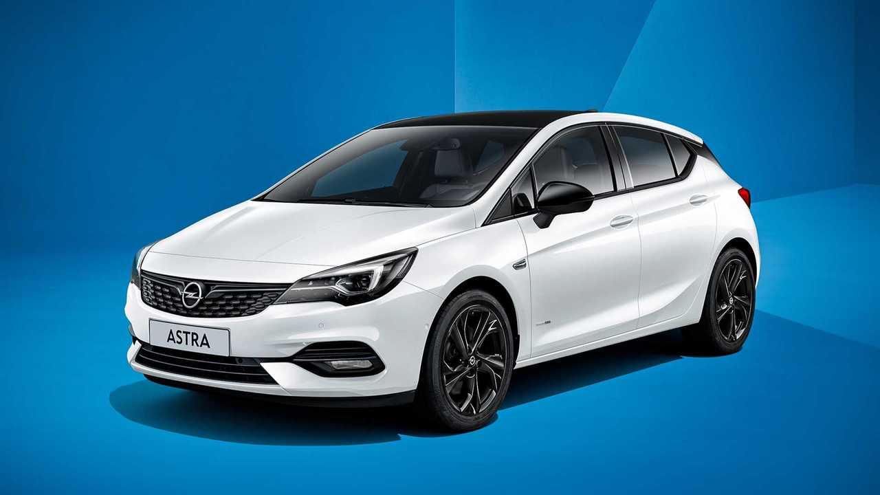 Opel Astra K (2021) Design & Tech Ausstattungslinie