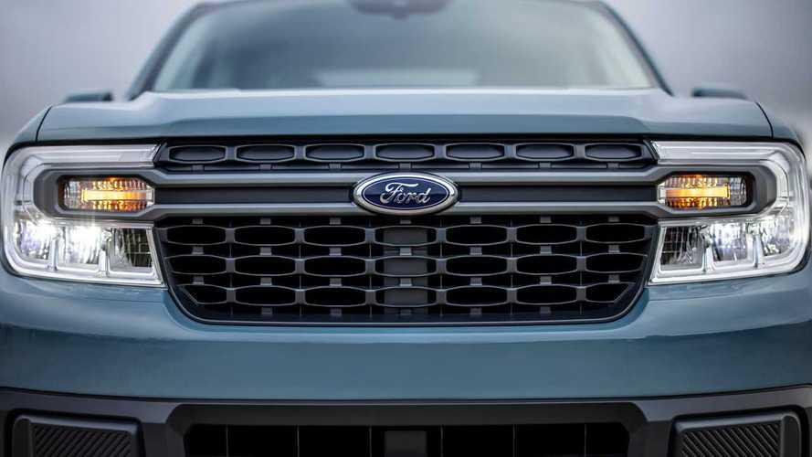 Maverick elétrica? Ford planeja picape compacta zero emissão
