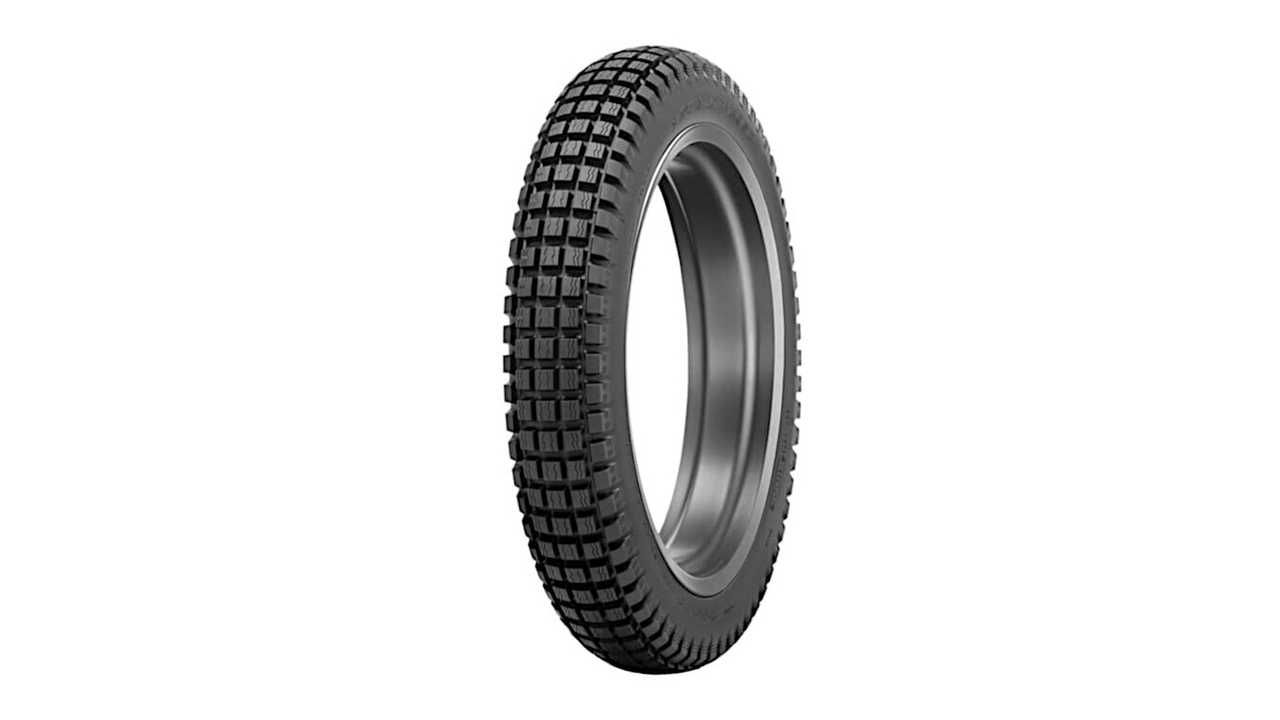 Dunlop K950 Angle View