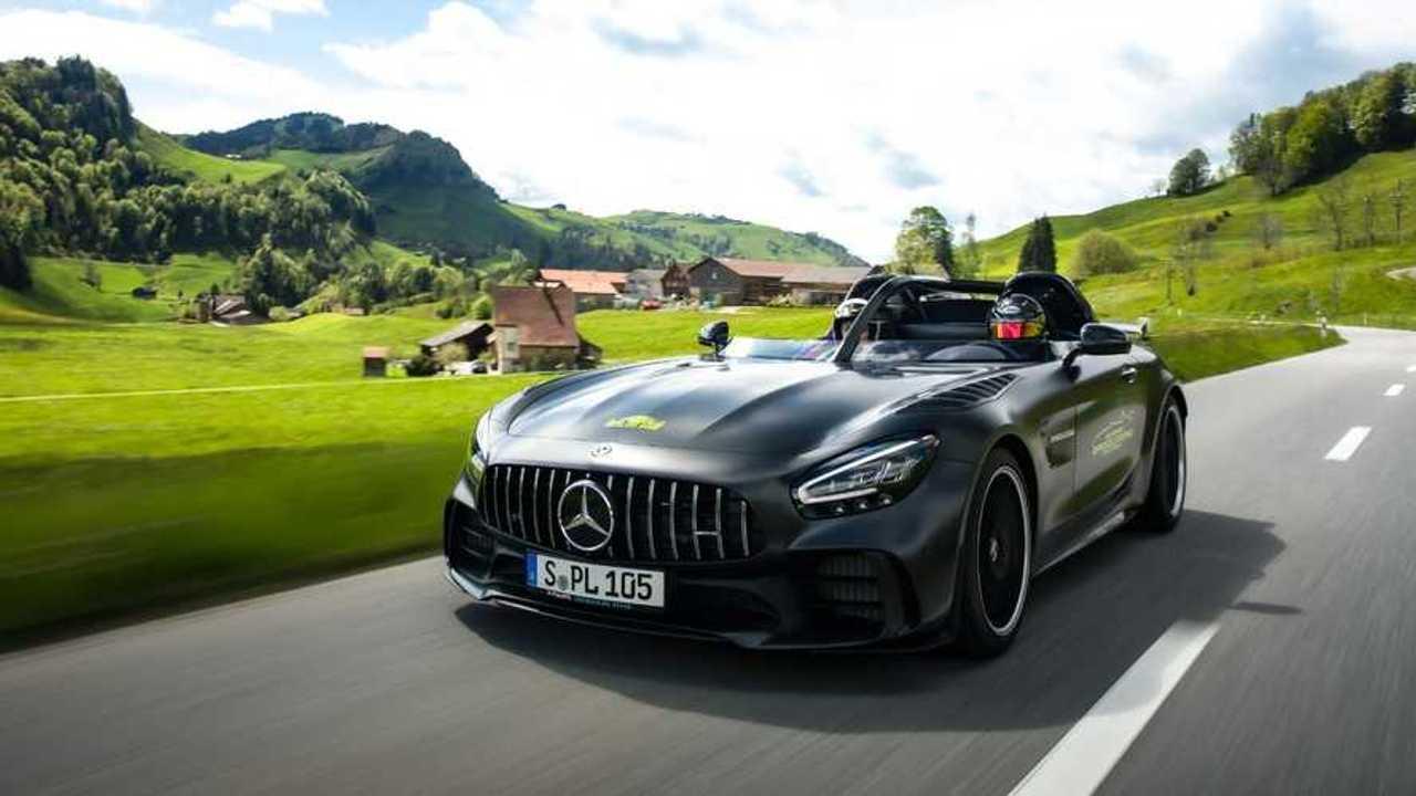 Bussink GT R SpeedLegend: un Mercedes-AMG GT R Speedster único