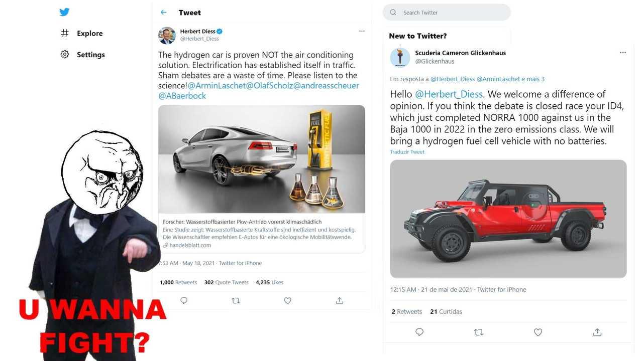 After Herbert Diess Criticizes Fuel Cells, SCG Defies The VW ID.4