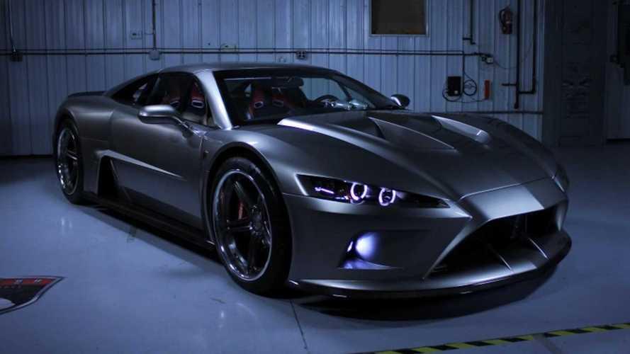 ABD'li süper otomobil üreticisi Falcon satılığa çıkarıldı