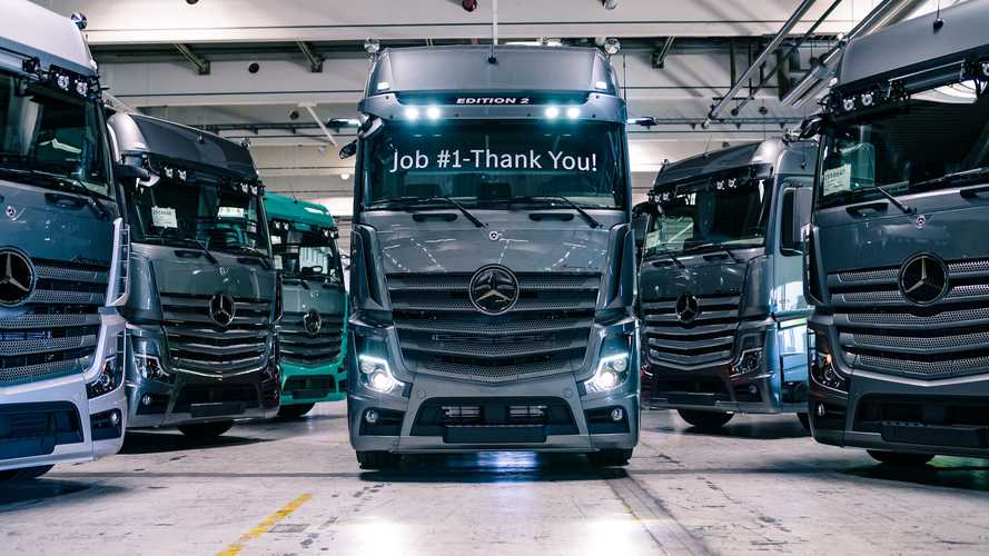 Mercedes-Benz Actros Edition 2