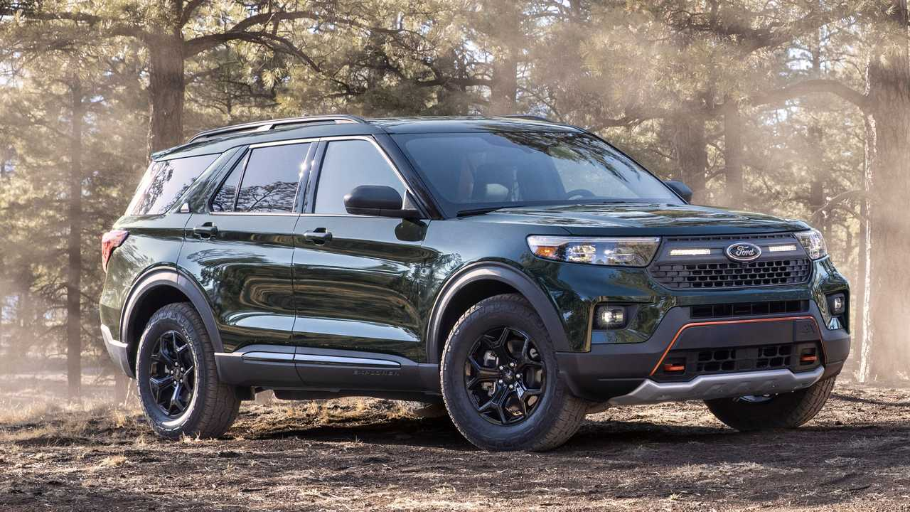 Ford Explorer Timberline (2021)