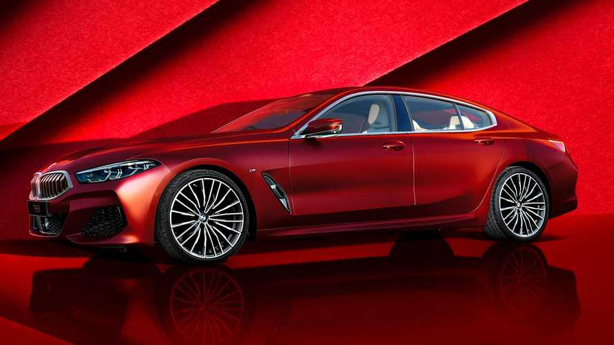 BMW 8 Series Gran Coupe Collector's Edition (Japan)