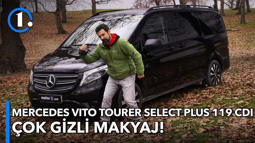 2020 Mercedes-Benz Vito Tourer Select Plus 119 CDI | Neden Almalı?