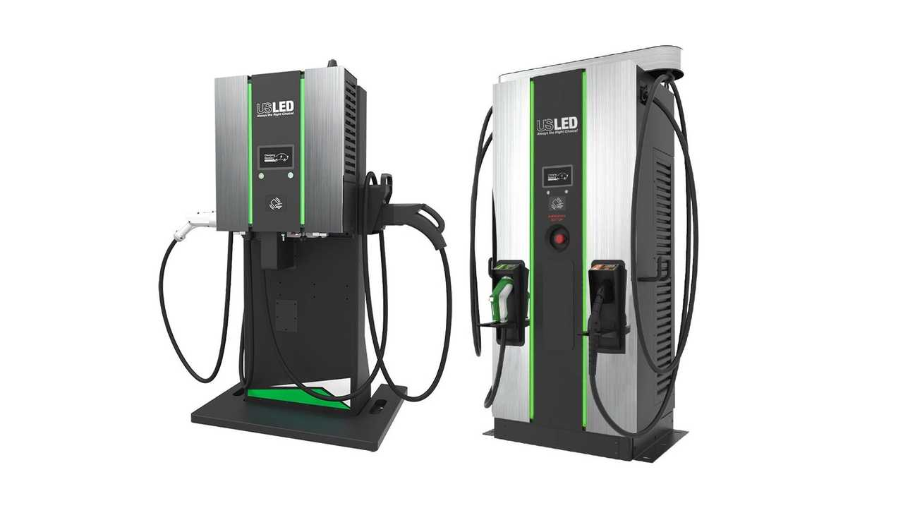US LED Introduces 120 kW TurboEVC Fast Chargers
