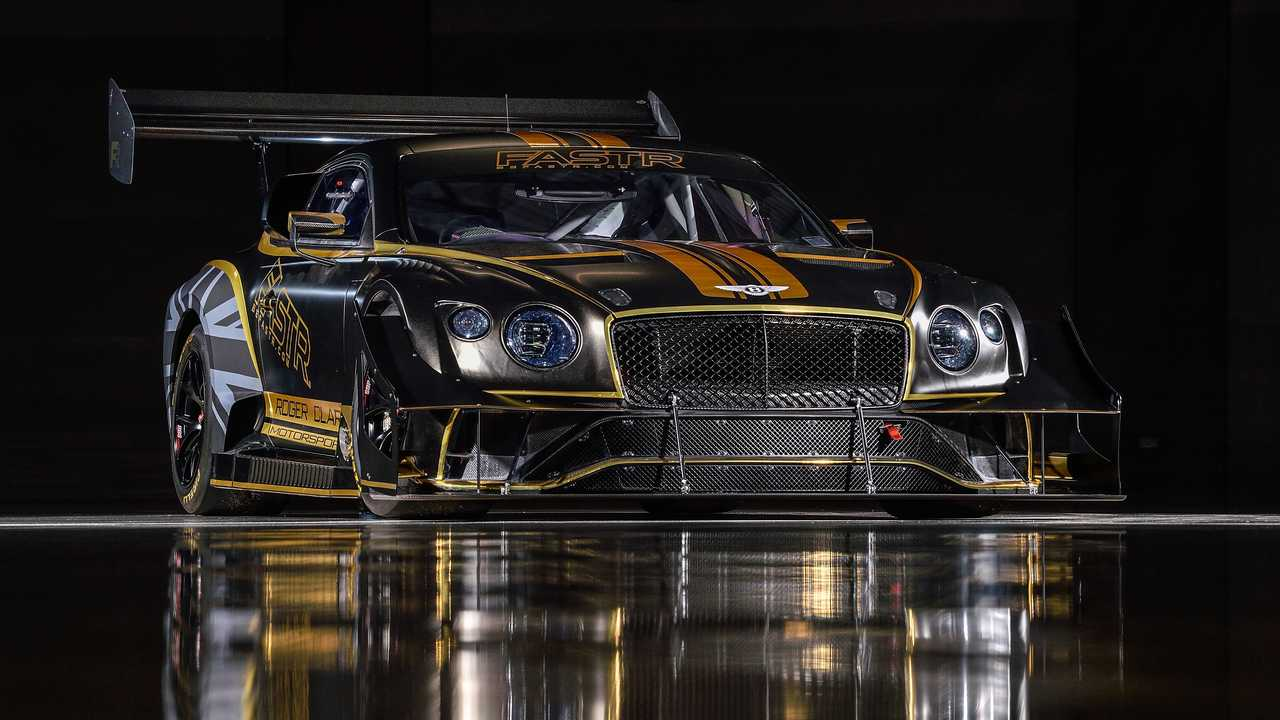 Bentley отправится за 3-м рекордом Пайкс-Пика на гоночном купе