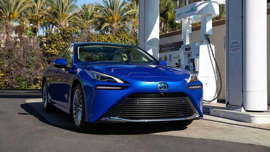 Seria o hidrogênio um futuro automotivo que nunca se concretiza?