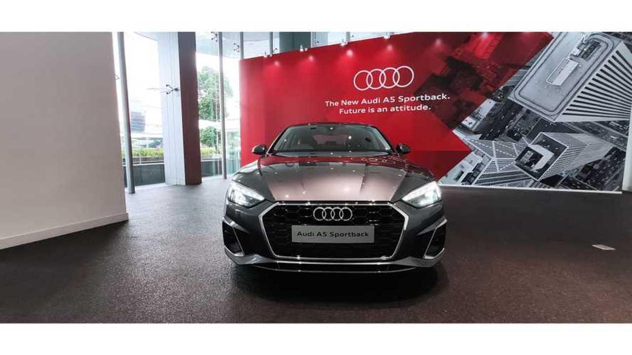 New Audi 5