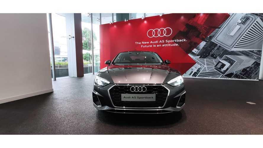 New Audi A5 Punya Teknologi Canggih dan Bertenaga