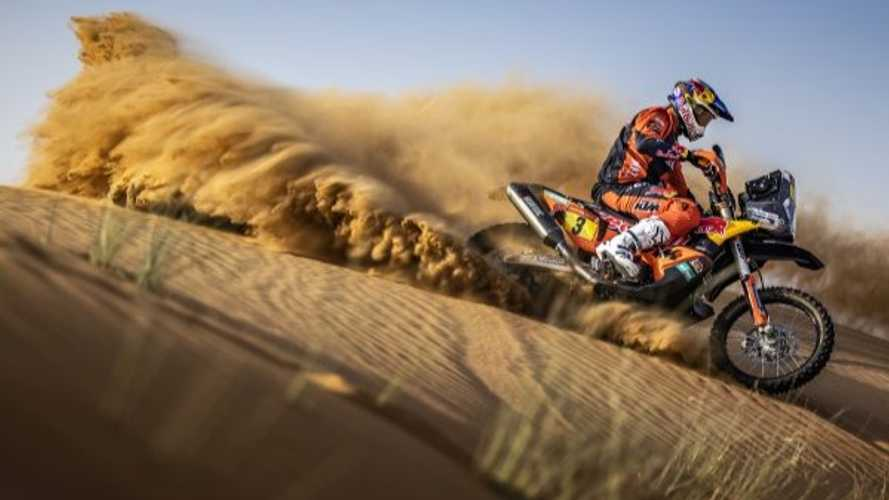 Toby Price Signs A Two-Year Extension With KTM Factory Racing