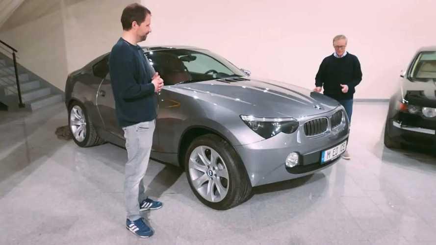 BMW dévoile un concept gardé secret depuis 2004