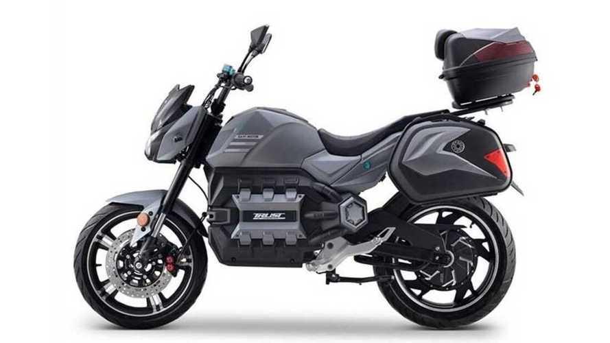 Dayi Motors E-Odin 2021