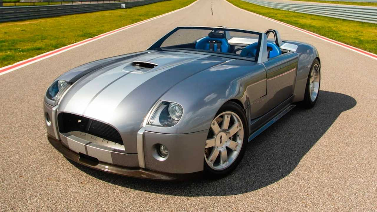 Ford Shelby Cobra Daisy Headed To Auction