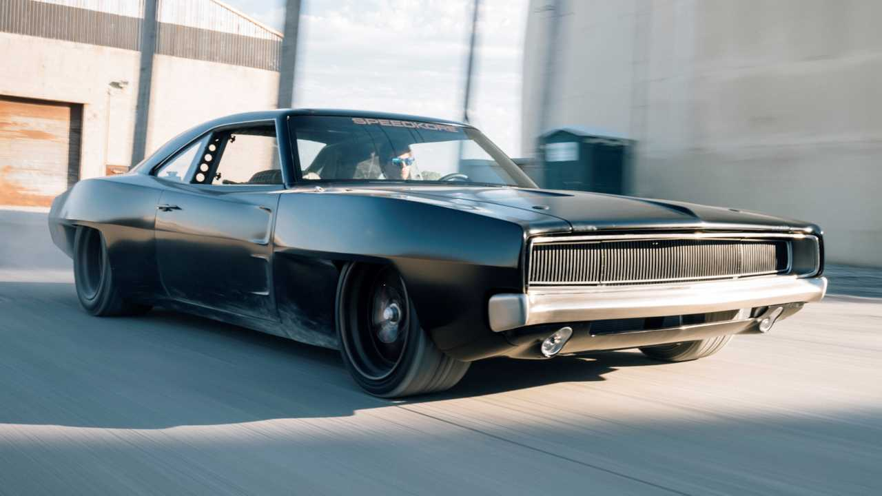 SpeedKore presents street-legal version of F9's Charger driven by Dom