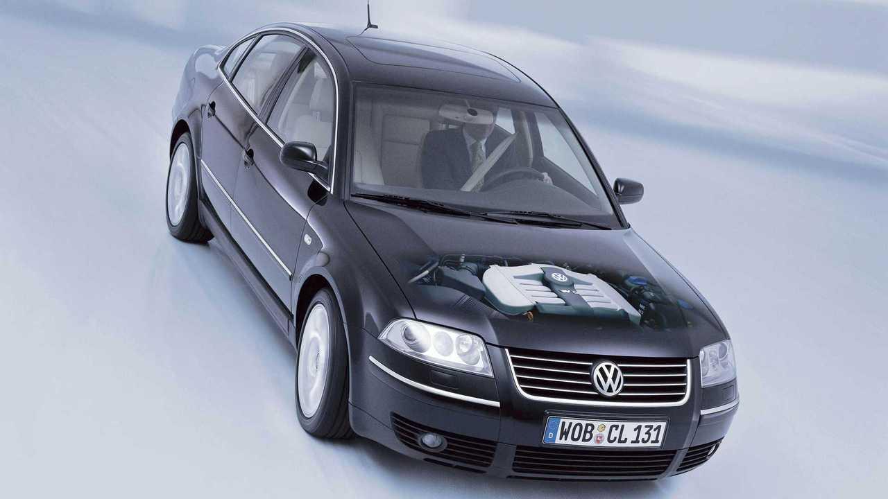 Der VW Passat W8 ist heute ein gesuchtes Sammlerstück