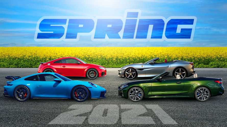 Tutte le novità auto in arrivo nella primavera 2021