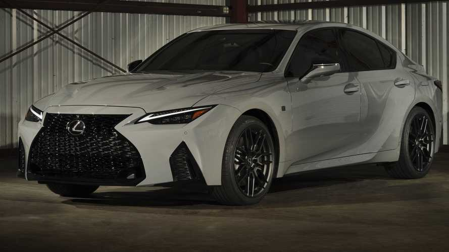 Lexus IS 500 F Sport Performance Launch Edition