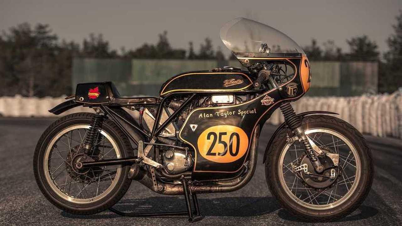 Alan Taylor Special: 1964 Lyster Velocette Venom 500 - Main